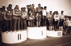 1986 Чемпионат Европы г.Пинск