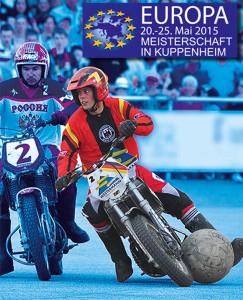 2015 Чемпионат Европы по мотоболу (г.Куппенхайм, Германия)