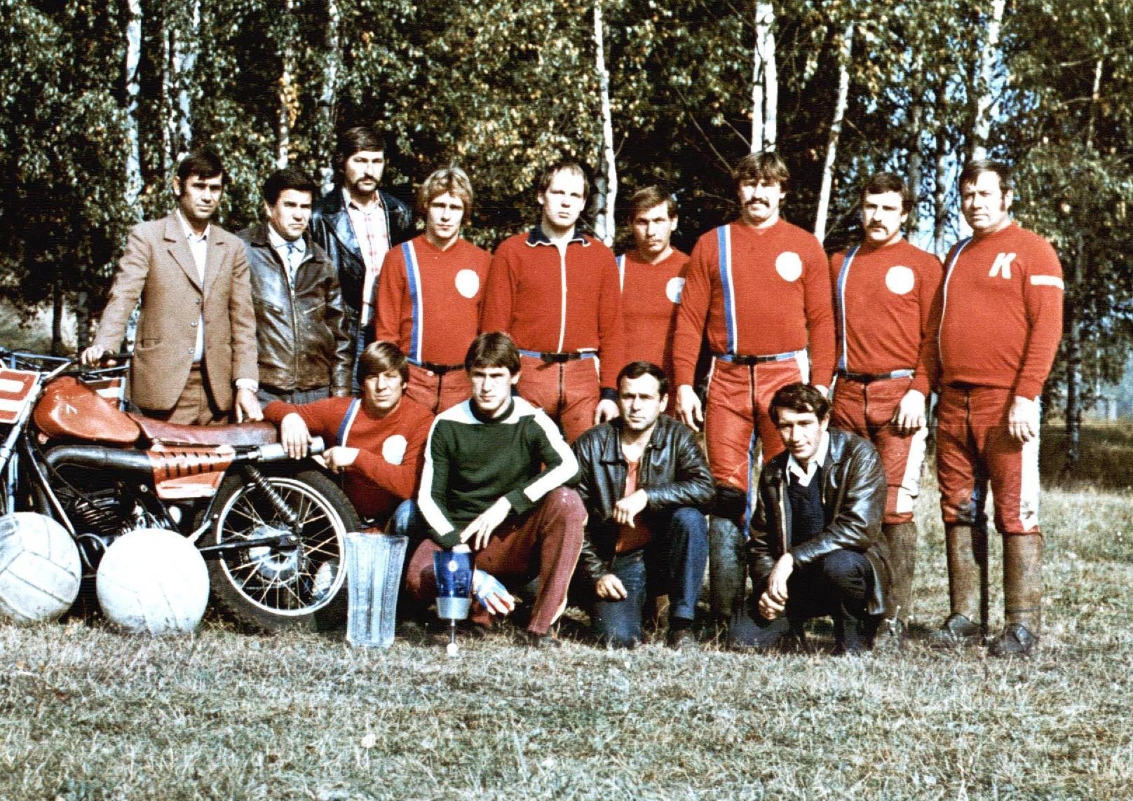 """""""Ковровец"""" (г.Ковров), 1982г."""