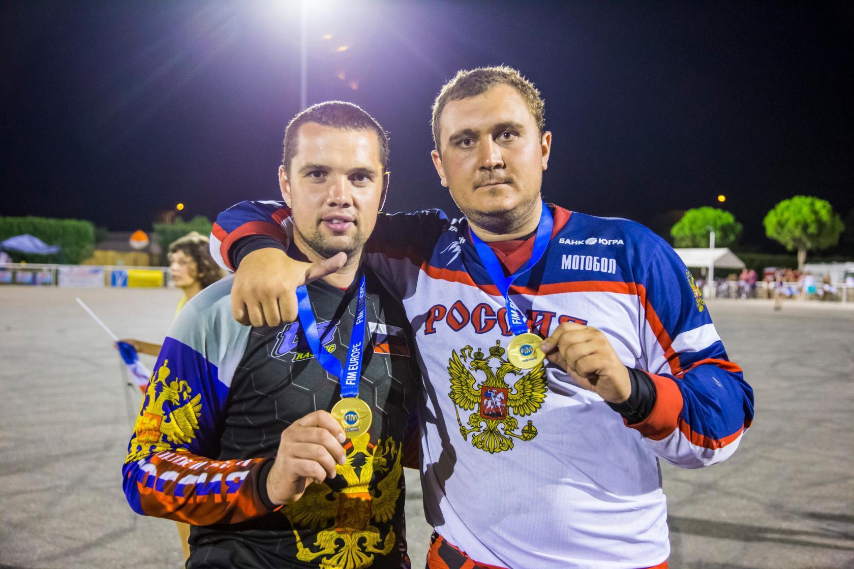 Алексей Молодушко и Сергей Крошка (Фото: Евгений Сигида)